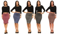 Women's Classic Pencil Skirts