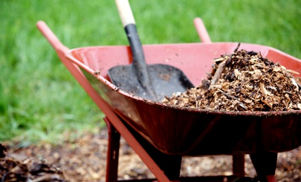 $45 for a Mulch-Delivery Package from Haney Landscape ($87.50 Value)