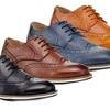 Franco Vanucci Arnold Men's Wingtip Oxford Shoes
