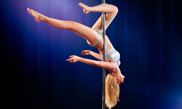 Zack's Dance Loft - Midtown South Central: 3, 5, or 10 Beginner Pole-Dancing Classes at Zack's Dance Loft (Up to 74% Off)