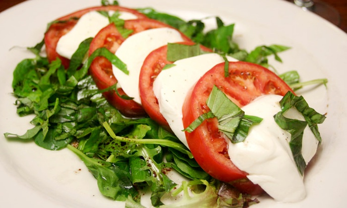 Lantana Cafe - Glenwood: Italian and Mediterranean Dinner for Two or Four at Lantana Café (Half Off)