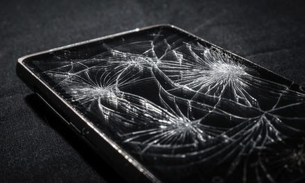iPhone or iPad Screen Repair or $80 Toward Repair Services at Tech & Soup