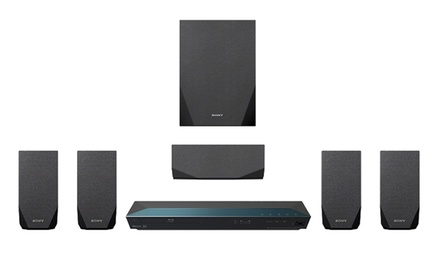 Sony 1,000-Watt 5.1-Channel 3D Blu-ray Home Theater System with WiFi, Bluetooth, and Apps (Refurbished)