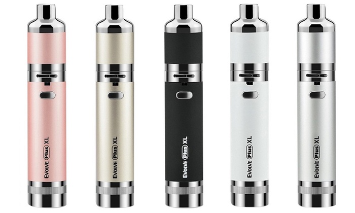 Up To 56% Off on Yocan Evolve Plus XL Wax | Groupon Goods
