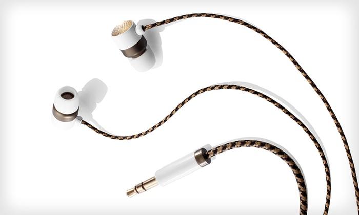 Altec Lansing Women's In-Ear Headphones: $9 for One Pair of Altec Lansing Bliss Platinum Women's In-Ear Headphones ($69.95 List Price.) Free Returns.