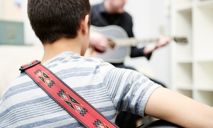 Teach 2 Teach: Music Lessons at Teach 2 Teach (Up to 85% Off). Choose from Three Options.
