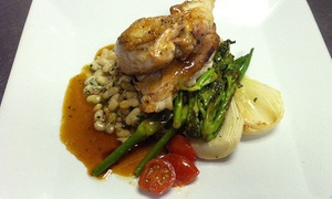 A La Provence: French-Mediterranean Cuisine for Dinner at A La Provence (45% Off). Two Options Available.