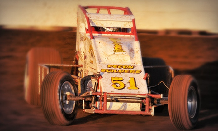 Canyon Speedway Park - Peoria: $15 for an Auto-Racing Event for Two at Canyon Speedway Park (Up to $30 Value)