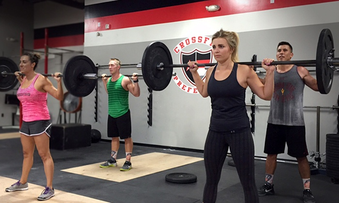 CrossFit Preferred - Gilbert at Higley & Guadalupe Rds: One- or Two-Month Membership to CrossFit Preferred (Up to 62% Off)