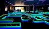 Lunar Mini Golf - Multiple Locations: Mini Golf for Two or Four at Lunar Mini Golf (Up to 50% Off)