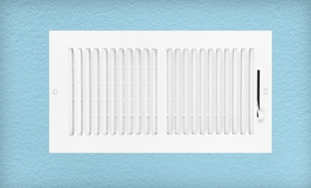 Home-Ventilation Package Including Complete Air-Duct Cleaning & Furnace Inspection ($369 Value) - Deep Breath Air Duct Clean in