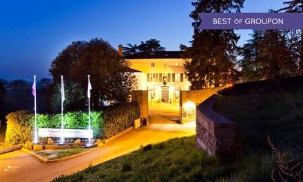 Isère : Dîner gastronomique avec ou sans hébergement 1 à 2 nuits audomaine de la Colombière