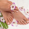 Up to 39% Off Shellac Manicures at Vickie Le at Aloha Salon