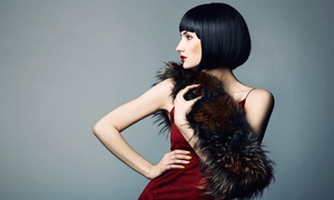 Hair Studio 626: Haircut and Style with Optional Partial Highlights at Hair Studio 626 (Up to 55% Off)