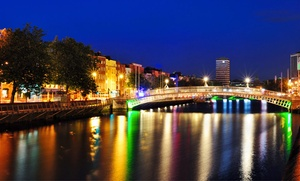 7-day Ireland Vacation With Airfare And Rail Tickets From Great Value Vacations. Price/person Based On Double Occupancy.