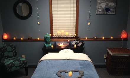 Up to 51% Off full body massage at A Moment Away