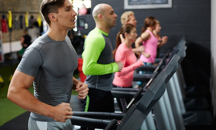 Up To 81% Off At Sweat Fitness