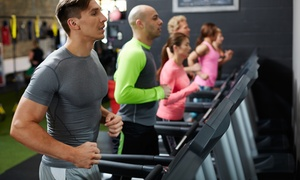 Fitness terminal: One Month of Gym Membership for One or Two at Fitness Terminal (55% Off)