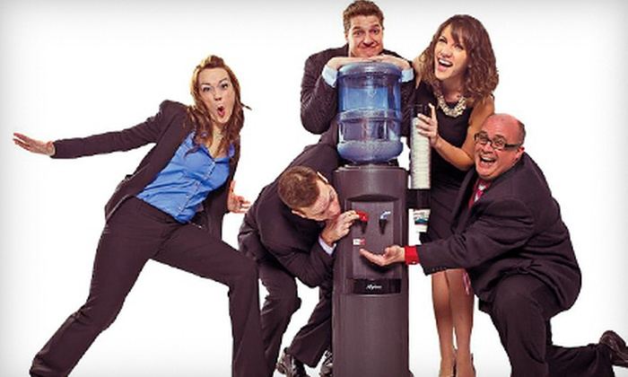 The Water Coolers - Richland: $12 to See The Water Coolers Musical Comedy at Fairfield Union High School in Lancaster on April 29 ($25 Value)