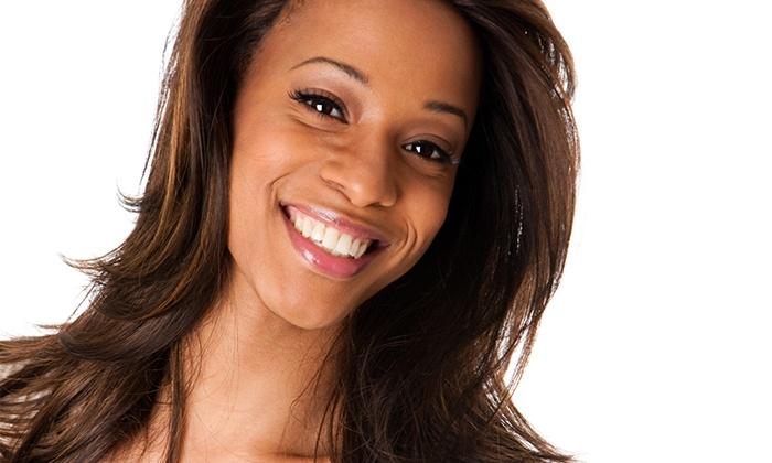 Tra'B Beauty & Nail Salon - Brandywine: Sew-In Weave, Starter Locs, Loc Maintenance, or Shampoo and Curl at Tra'B Beauty & Nail Salon (Up to 46% Off)