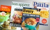 Cooking Magazine Subscriptions: One- or Two-Year Cooking Magazine Subscriptions (Up to Half Off). 4 Titles Available. Free Shipping.