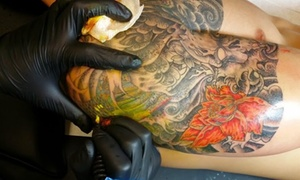 Facing Fear Tattoo: $55 for $100 Worth of Tattoo Services — Facing Fear Tattoo