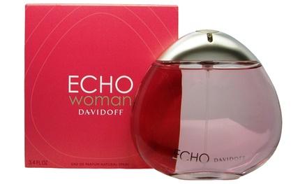 davidoff echo woman fragrance groupon goods. Black Bedroom Furniture Sets. Home Design Ideas