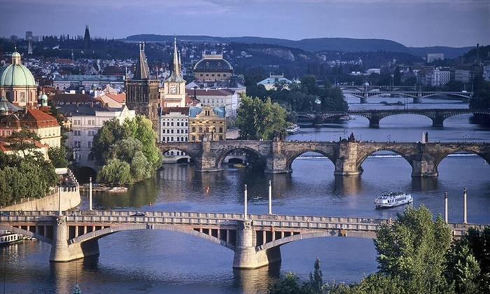 Prague Vacation with Airfare Plus Optional Christmas Market Tour - Prague: 7-Day Tour of Prague from Panorama Travel with Round-Trip Airfare from Multiple Cities and Travel Dates Through March