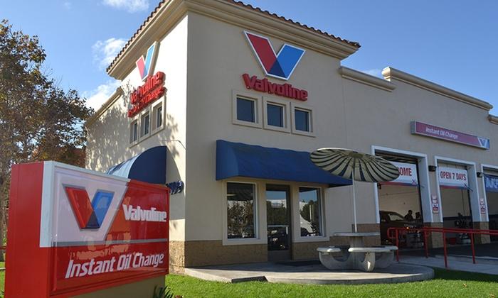 Valvoline Instant Oil Change - Multiple Locations: $19.99 for a Conventional Oil Change at Valvoline Instant Oil Change ($39.99 Value). 6 Locations Available.