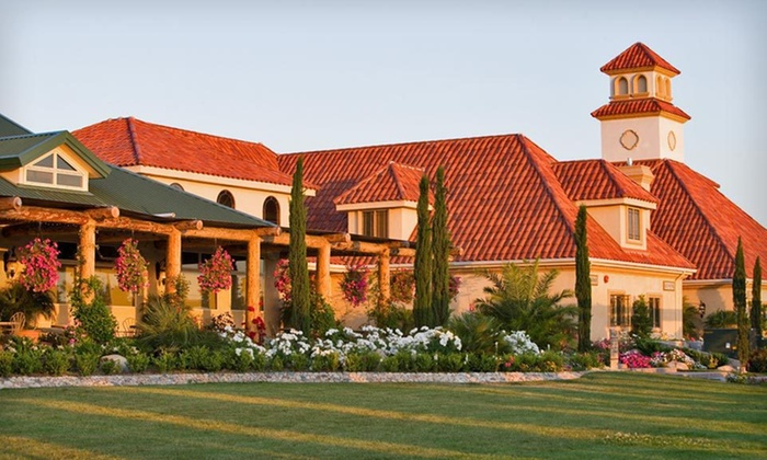 South Coast Winery Resort & Spa - South Coast Winery Resort & Spa: One-Night Stay with Romance Package at South Coast Winery Resort & Spa in Temecula, CA
