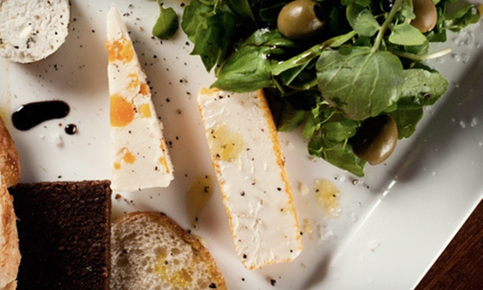 Flute Bar & Lounge - Flatiron District: $49 for Sparkling Wine and a Cheese Platter (Up to $105 Value)