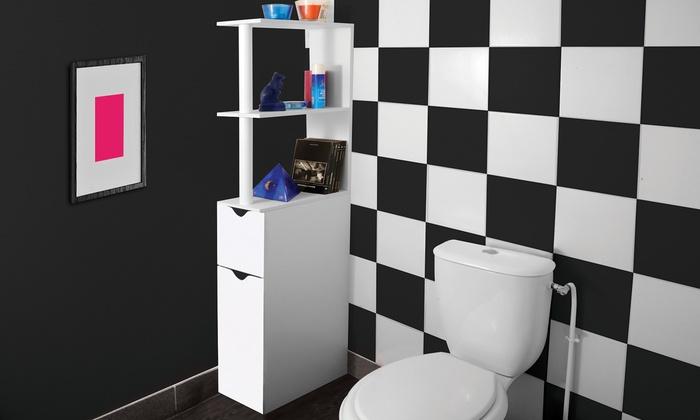 Mobiletto da bagno groupon - Mobiletto bagno da appendere ...