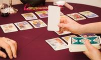 Individuele sessie kaartleggen van 1,5 uur of workshop leren kaartleggen van 3 uur bij De Vlinder vanaf €39,99!