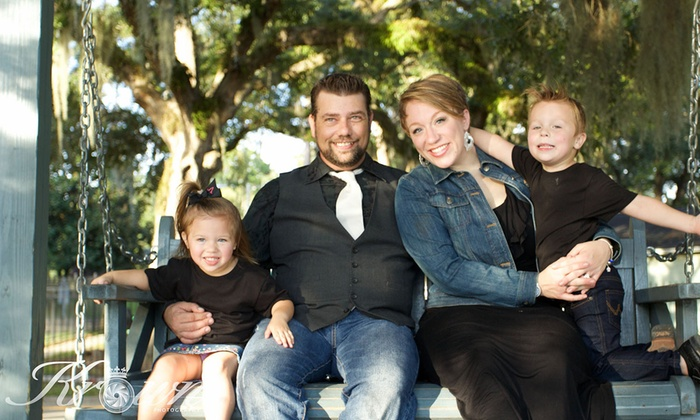 Krown Studios Llc - Tallahassee: 60-Minute Family Photo Shoot from Krown Studios LLC (70% Off)