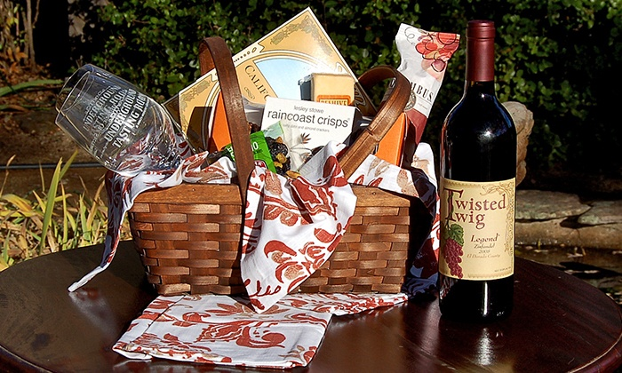 The Underground Tasting Room - Old Town Sacramento: $69 for Wine-Tasting Picnic for Two, Wednesday–Friday at The Underground Wine Tasting Room ($110 Value)