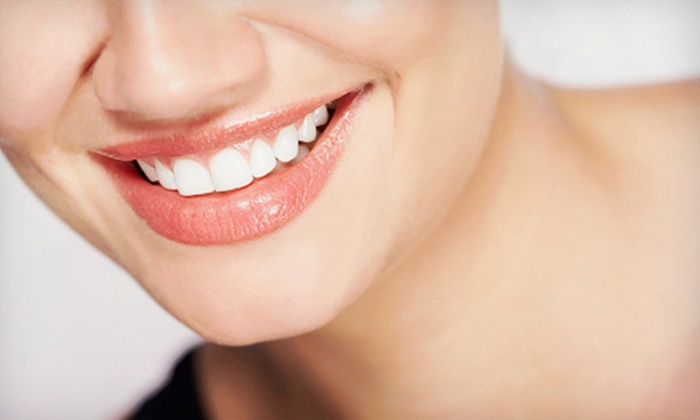 Dr. Stewart Fenigstein - Amherst: Zoom Teeth Whitening or Checkup Package with Exam, X-rays, and Cleaning from Dr. Stewart Fenigstein (Up to 67% Off)