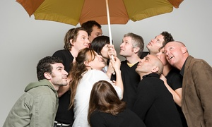 Pan Theater: Improv Show for Two, Four, or Eight at Pan Theater (Up to 59% Off)