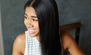 Michelle Merritt: Full Glue-In or Sew-In Weave, or Shampoo and Style from Michelle Merritt (Up to 67% Off)