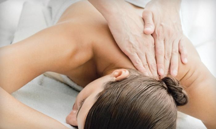 Envy Hair Salon - Newington: One 60- or 90-Minute Massage at Envy Hair Salon (51% Off)