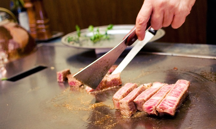 Kobe Steak House - Honolulu: $25 for $50 Worth of Teppanyaki-Style Meat and Seafood on Monday–Thursday at Kobe Steak House