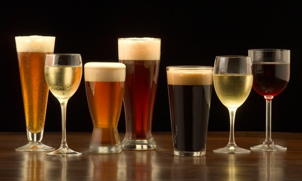 The Great Indoor Beer & Wine Festival at Arizona Event Center on Saturday, July 19 (Up to 53% Off)