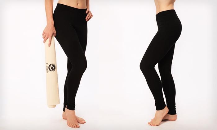 Athletica Women's Organic Yoga Leggings: $29 for Two Pairs of Women's Athletica InTouch Organic Yoga Leggings in S/M or L/XL ($119.90 List Price). Free Shipping.