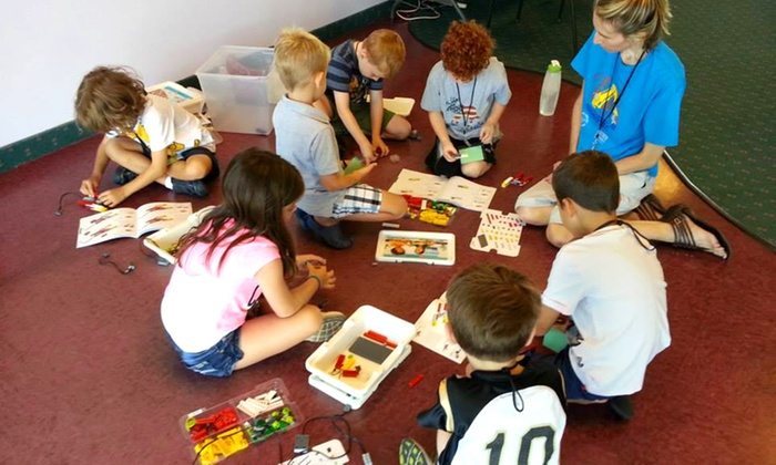DC Robotics - North Scottsdale: Two or Four Lego Robotics Classes for Ages 5–7 at DC Robotics (Up to 54% Off)