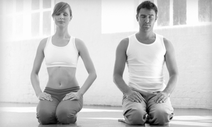 Bikram Yoga West Linn - West Linn: Five Classes or One Month of Unlimited Classes at Bikram Yoga West Linn (Up to 76% Off)