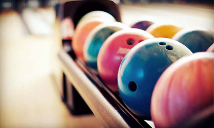 Southgate Lanes - Maple Heights: Two Games of Bowling with Shoe Rental for Up to Six with Option for Snacks and Drinks at Southgate Lanes (Up to 69% Off)