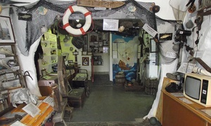 Letterfrack Bay Water Tours: Ocean's Alive Visitor Centre Entrance For Two Adults (€7) or a Family of Four (€10) with Letterfrack Bay Water Tours