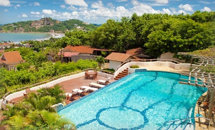 Groupon Deal: 3-, 4-, or 5-Night Stay with Optional Welcome Dinner at Pelican Eyes Resort & Spa in San Juan del Sur, Nicaragua