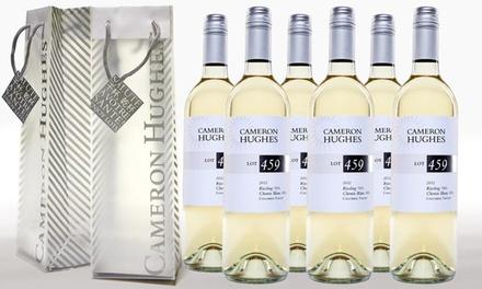 Cameron Hughes Lot 459 2012 Columbia Riesling/Chenin Blanc Wine Sampler (6-Pack)