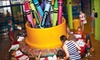 The Crayola Experience – Half Off Visit
