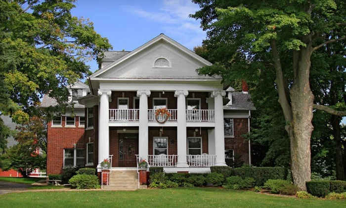 Arbor Hill Inn - Center: Two-Night Stay for Two at Arbor Hill Inn in La Porte, IN